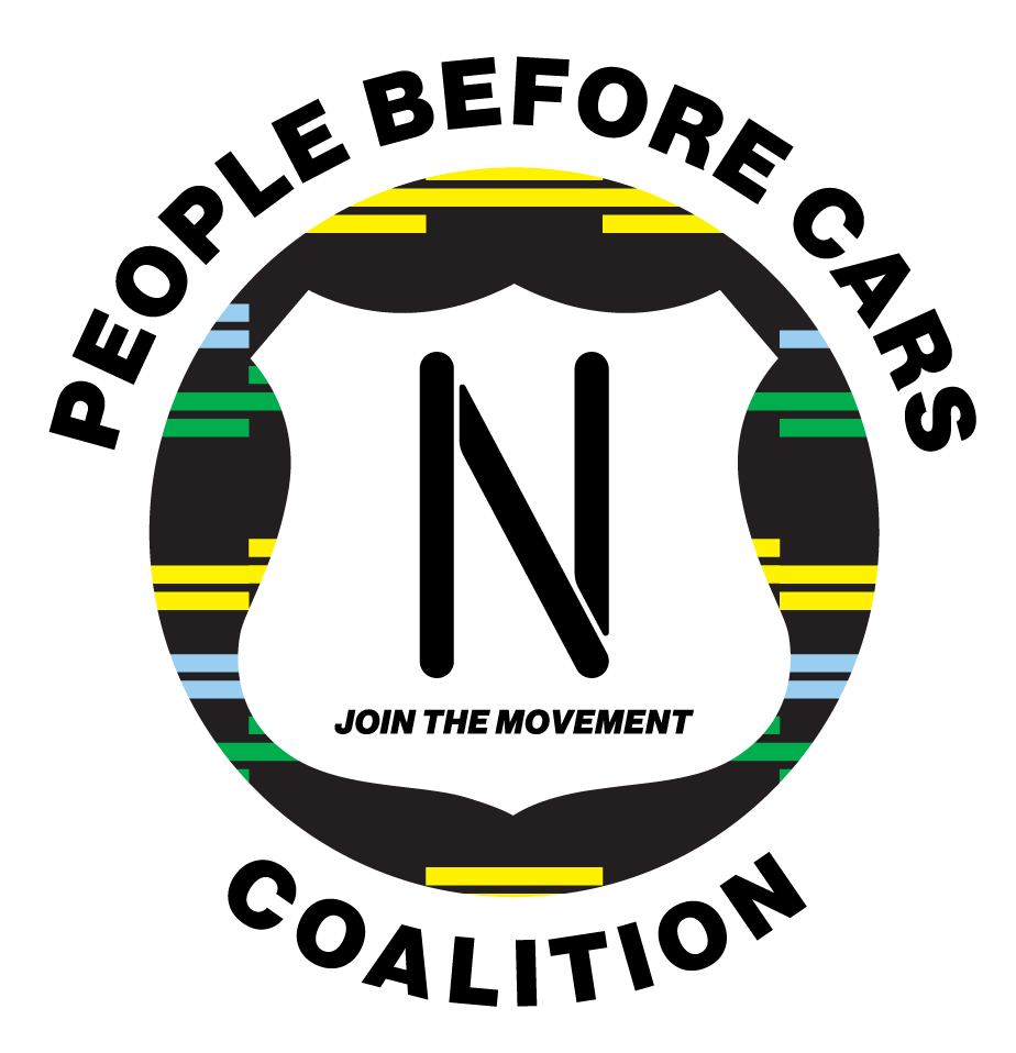 People Before Cars Logo