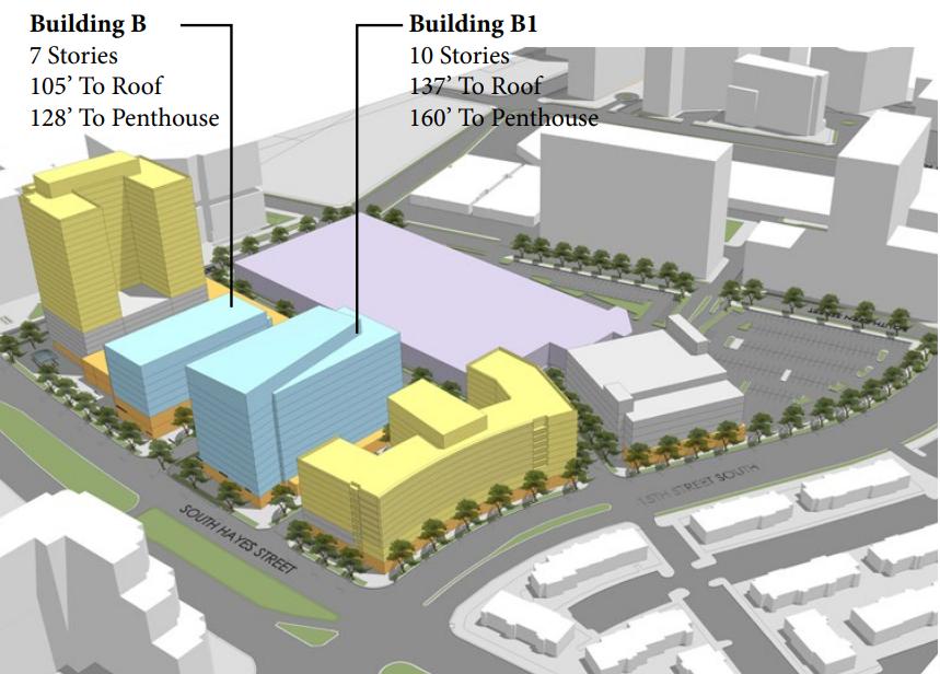 Pentagon Centre - Building B + B1 - Phase 2 1