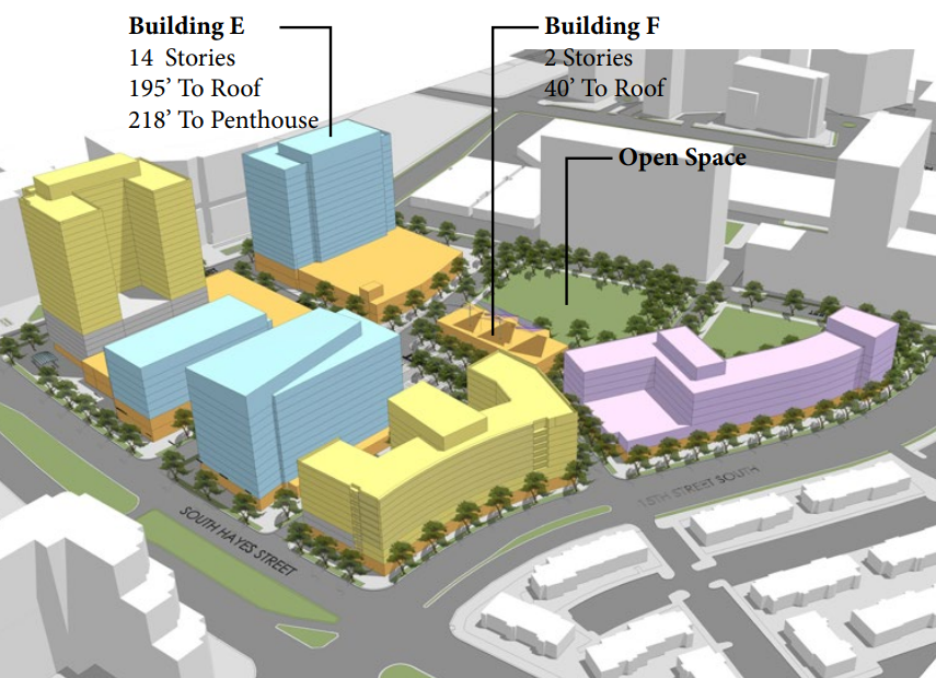 Pentagon Centre - Building E - Phase 3 2