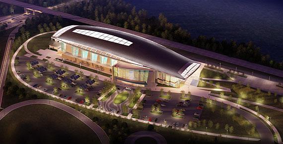 Long Bridge Park Aquatics and Fitness Center 2