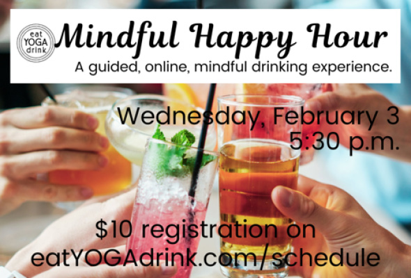 Mindful Virtual Happy Hour 1