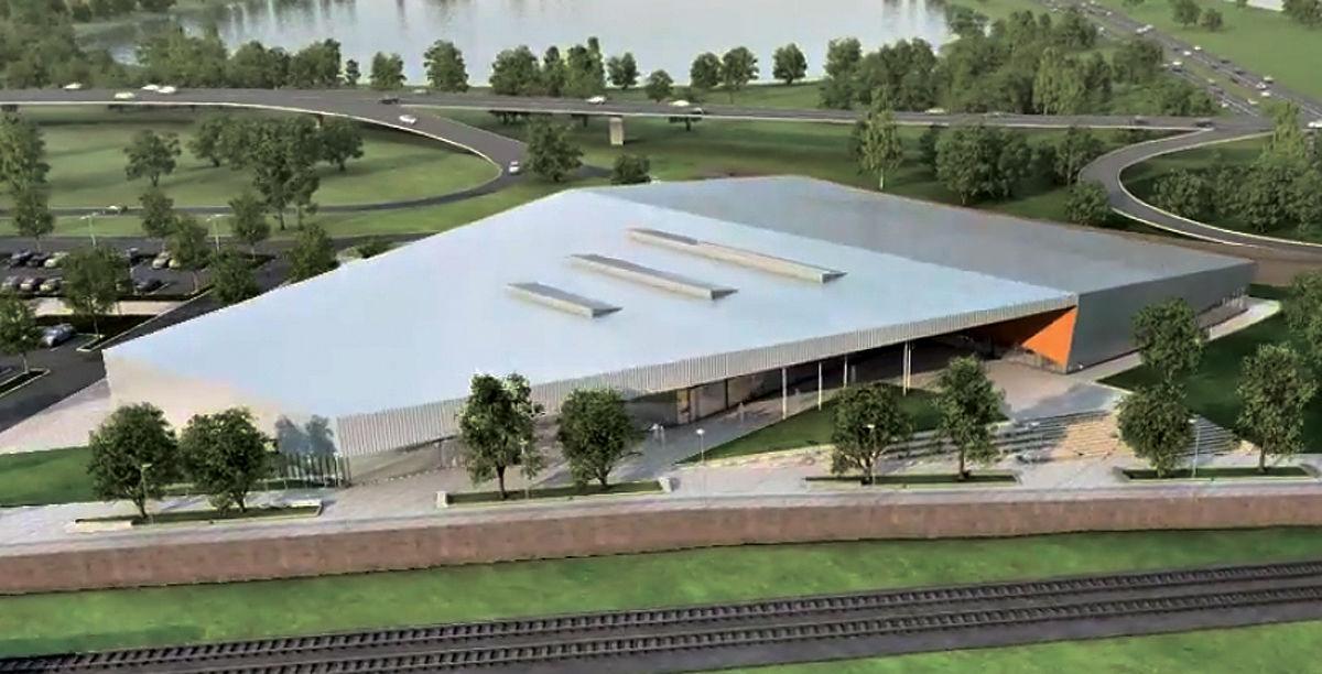 Long Bridge Park Aquatics and Fitness Center 3