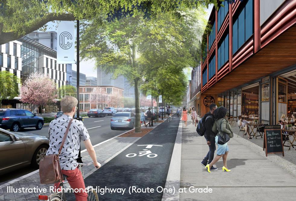 Richmond Highway Multimodal Improvements 1