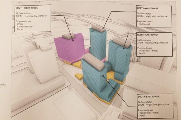 Brookfield Site Plan 1