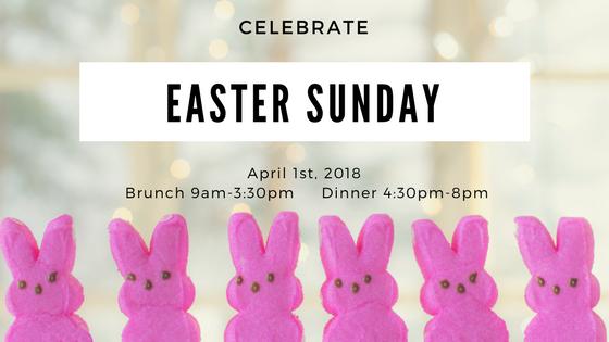 Easter dining downtown norfolk va for Restaurants open on easter near me