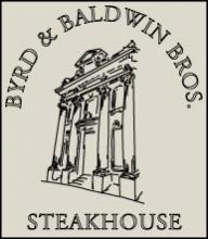 Byrd & baldwin brothers steakhouse