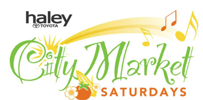 Roanoke, VA City Market Saturday Logo