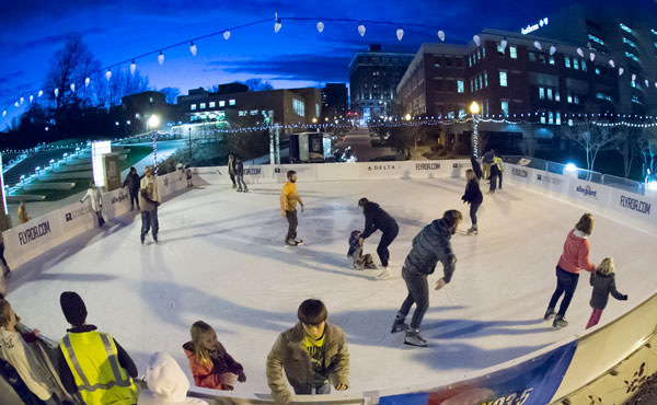 New Year S Eve Outdoor Events