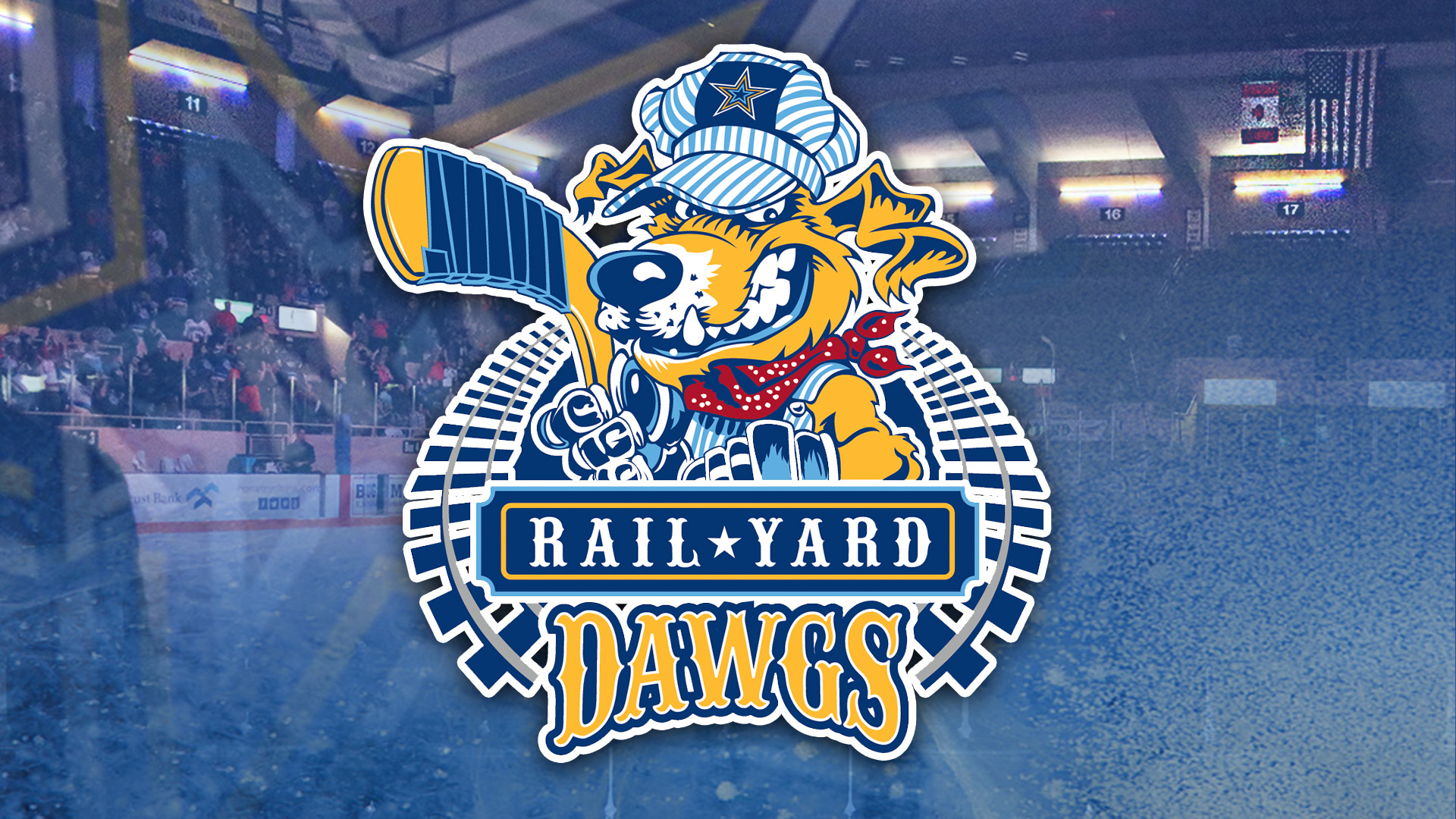Rail Yard Dawgs vs Ice Bears