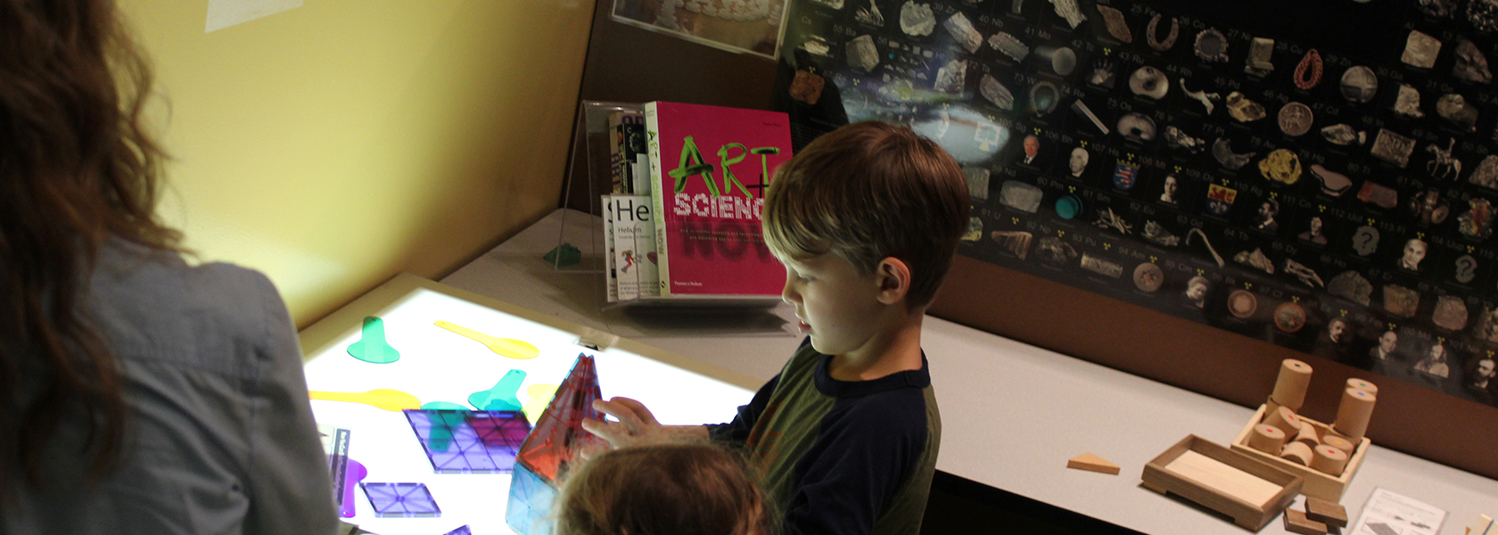 Science Festival and Free Art Venture Day at the Taubman Museum of Art
