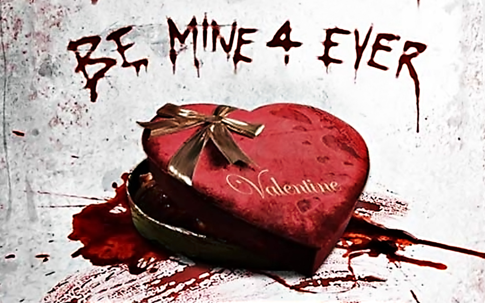 Valentine To Kill For Murder Mystery