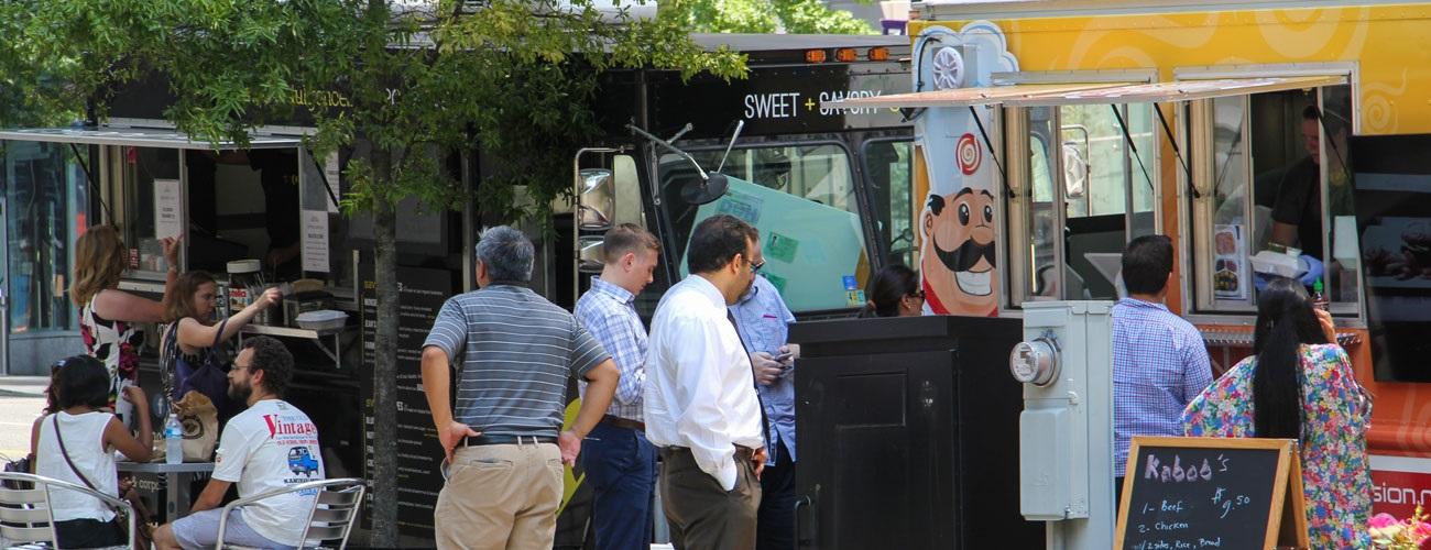 Food Trucks Rosslyn
