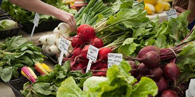 Farmers Market Bucket List