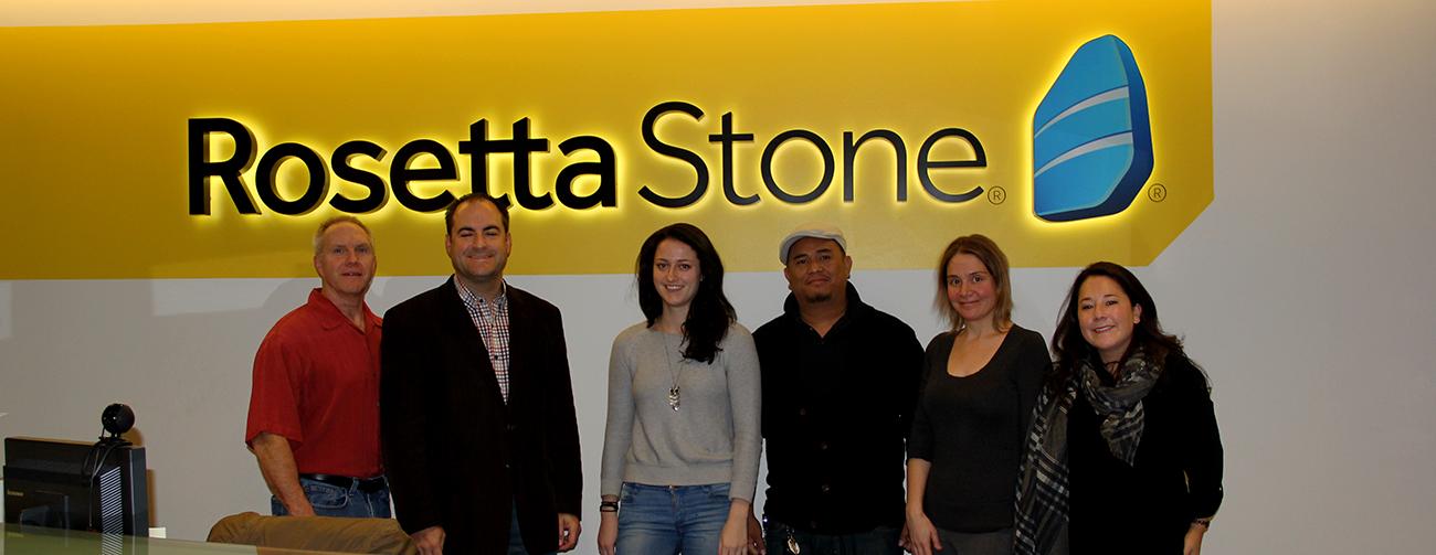 Rosetta Stone Picture