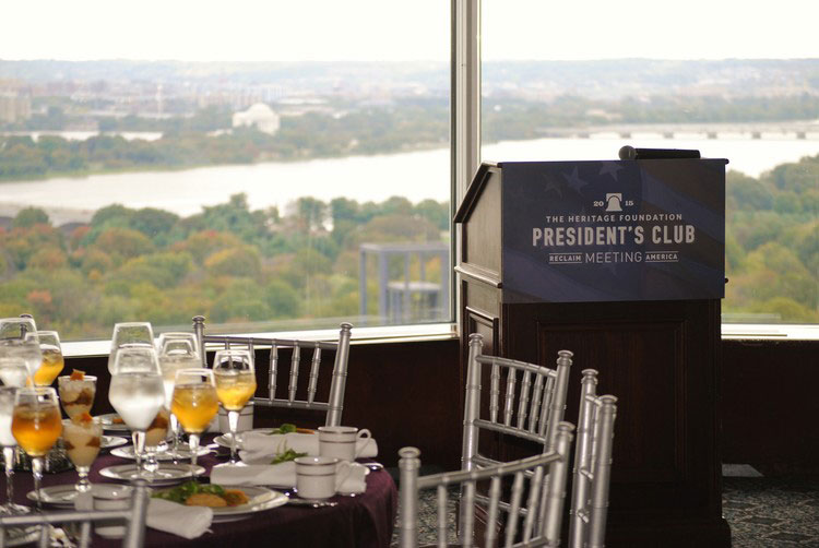 At Deck at Arlington Tower