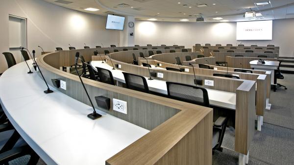 UVA Darden DC Metro Executive Meeting Center