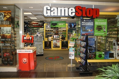Gamestop Church Street Marketplace Burlington Vermont