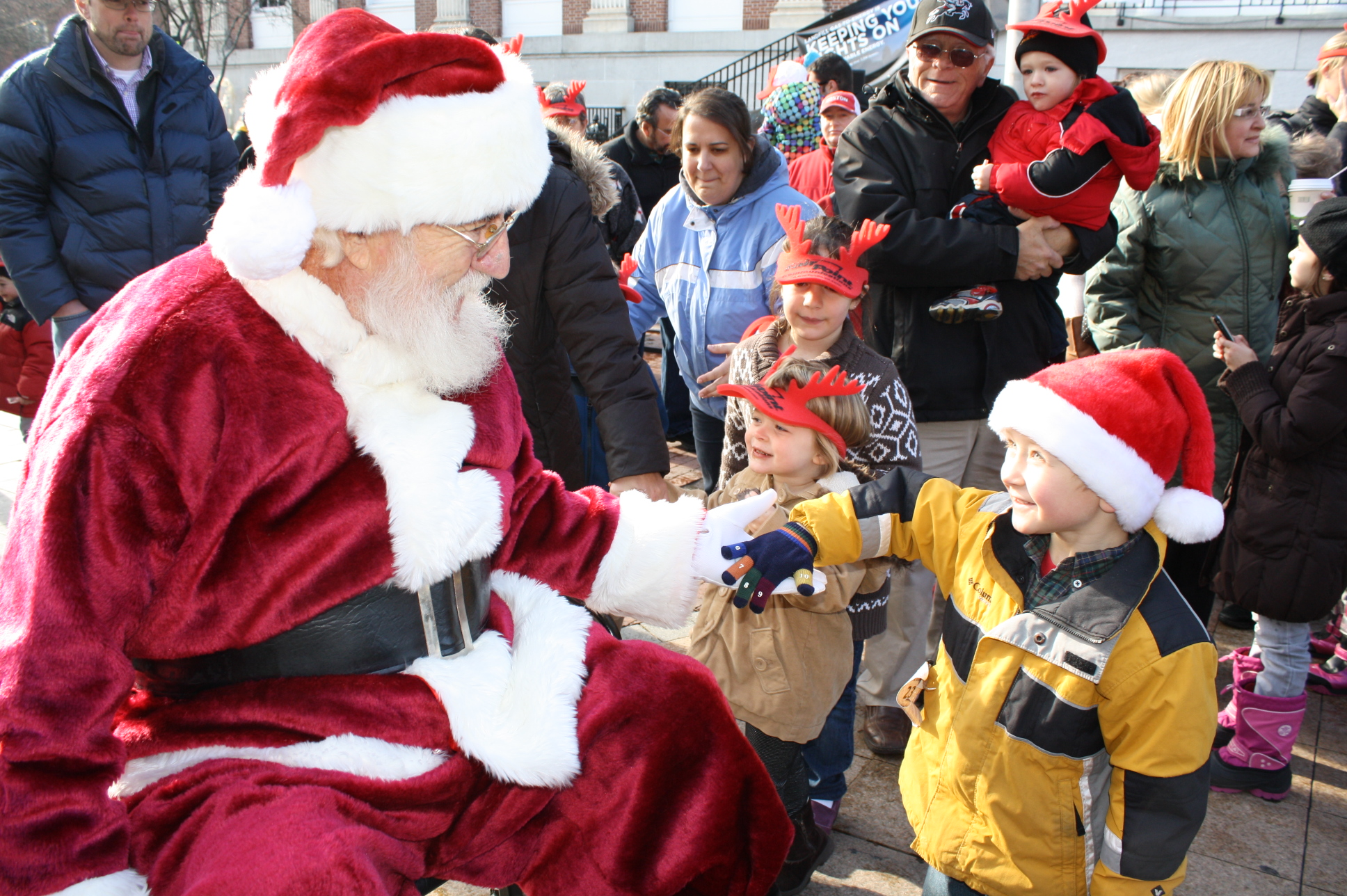 Burlington Christmas Parade 2019 Annual Events