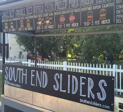 South End Sliders