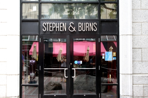 Stephen & Burns Salon and Spa