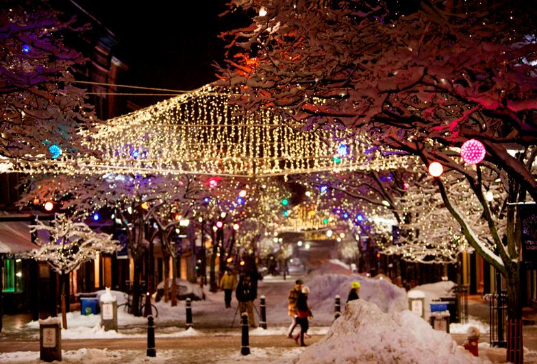 Winter Lights Kick Off Church Street Marketplace