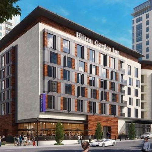 Hilton Garden Inn Seattle Bellevue Downtown