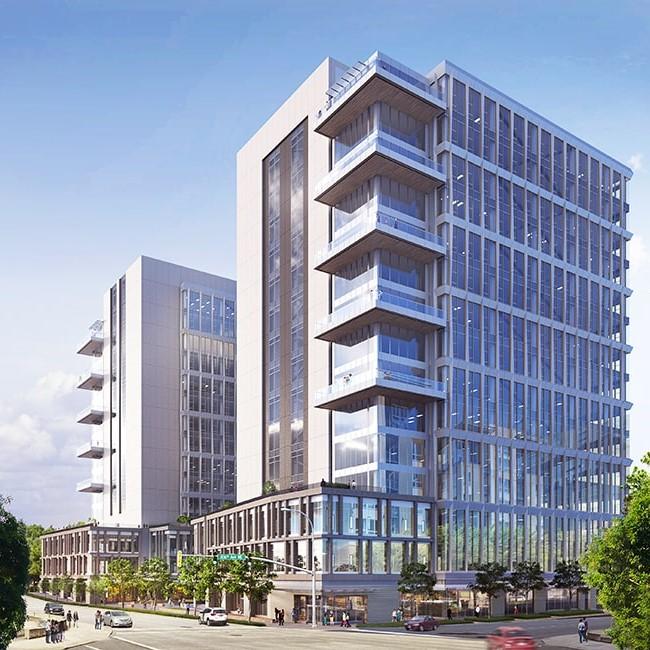 Bellevue 1001 Office Towers