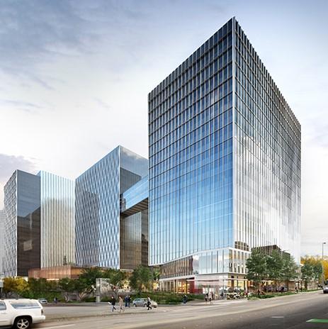 Bellevue Plaza Phase 2