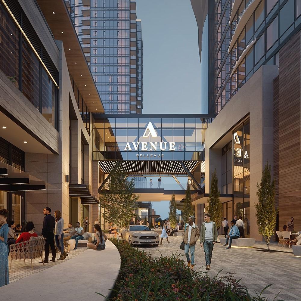 Avenue Bellevue
