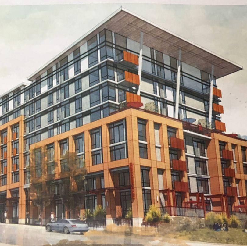 Evergreen Plaza Bellevue (Cerasa Apartments)