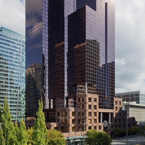 City Center: Downtown Bellevue, WA