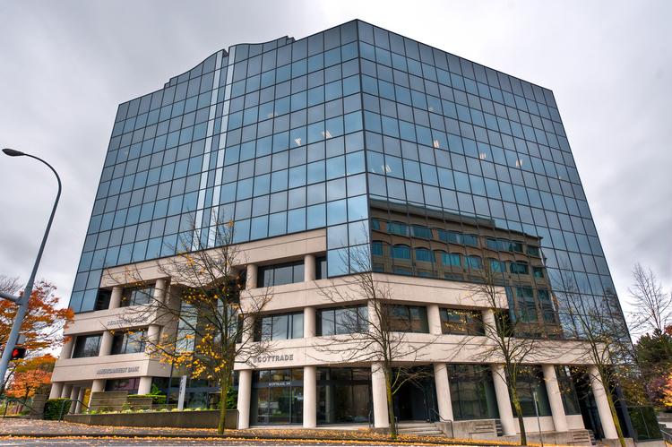 Columbia West Building