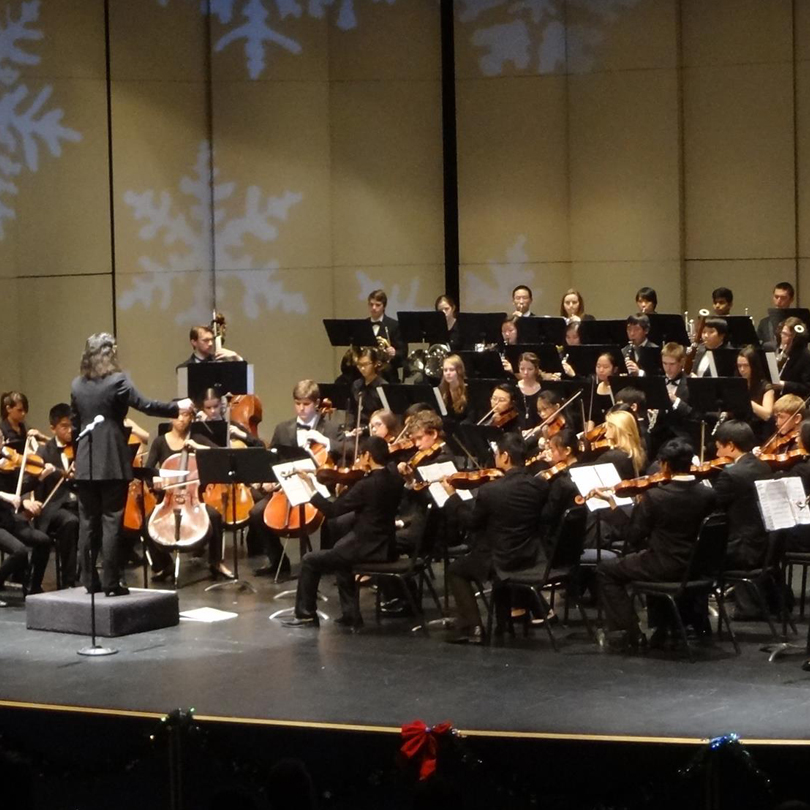 Bellevue Youth Symphony Orchestra Member