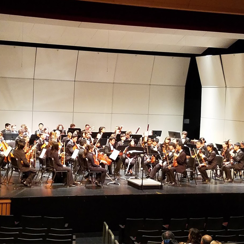 Bellevue Youth Symphony Orchestra Member 3