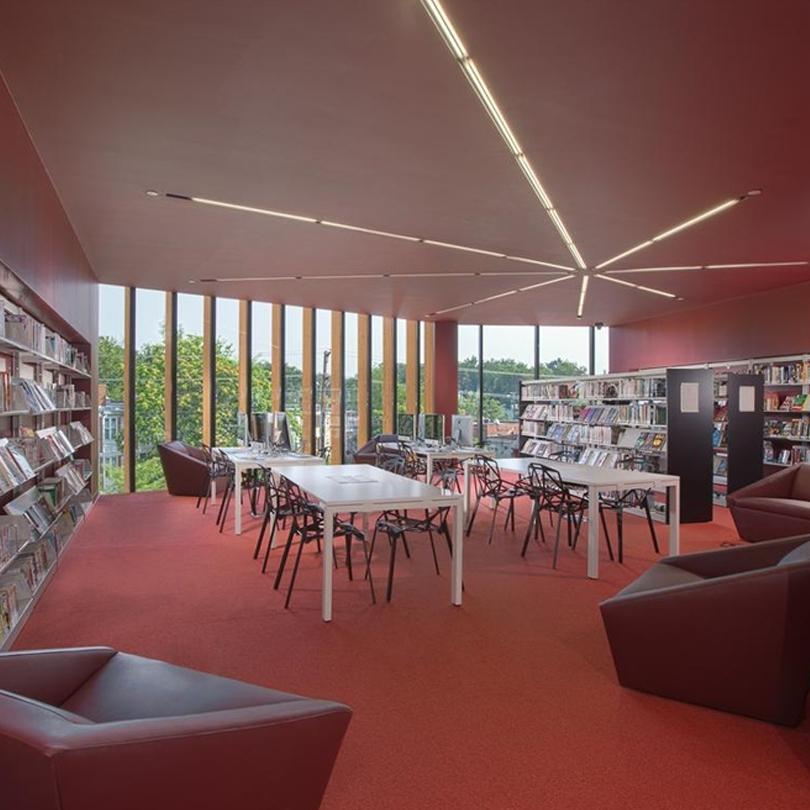 Bellevue Library Member 3