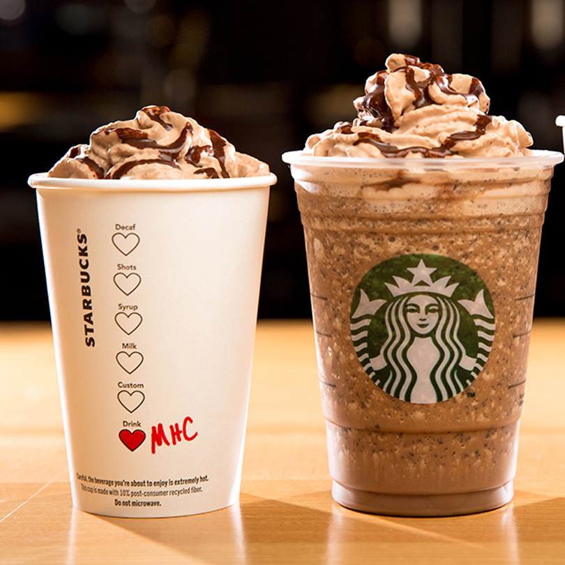 Starbucks Member 2
