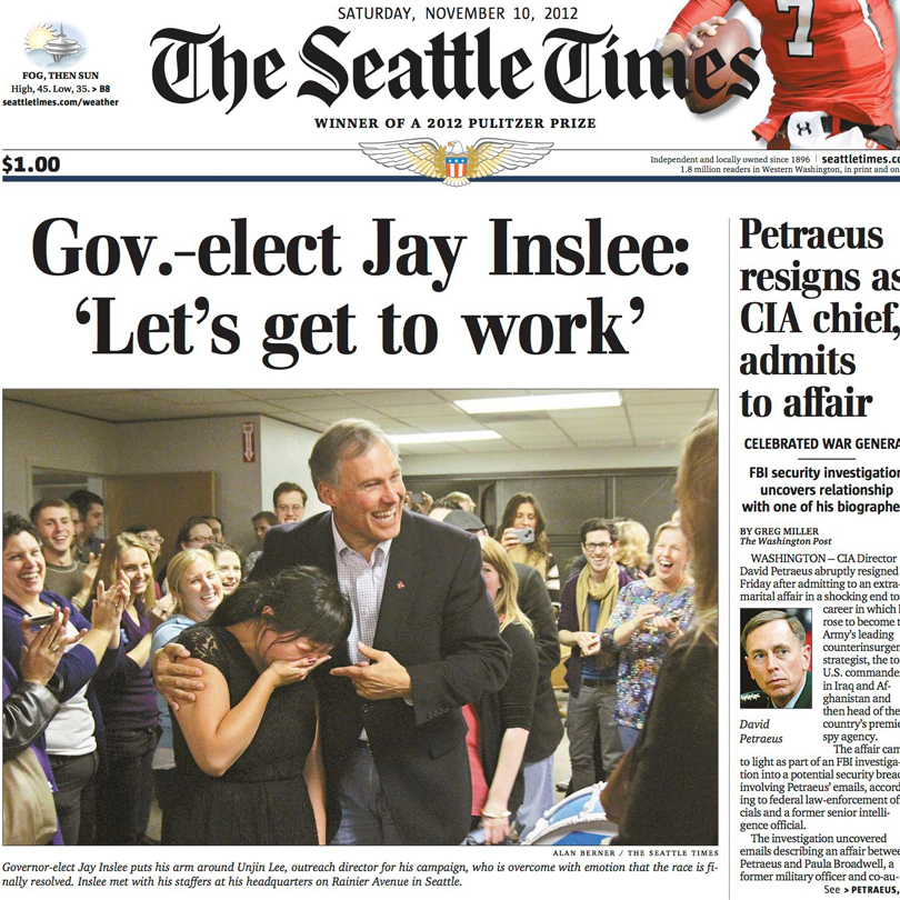The Seattle Times Company Member 2