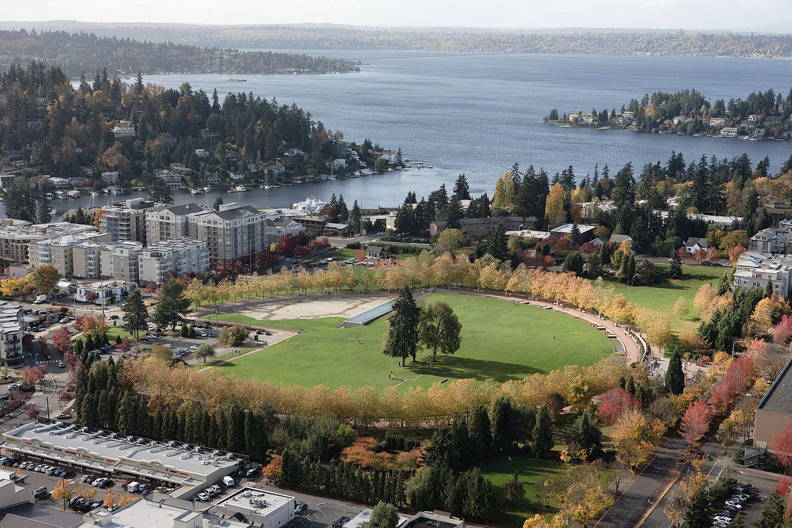 Bellevue Downtown Park Plaza