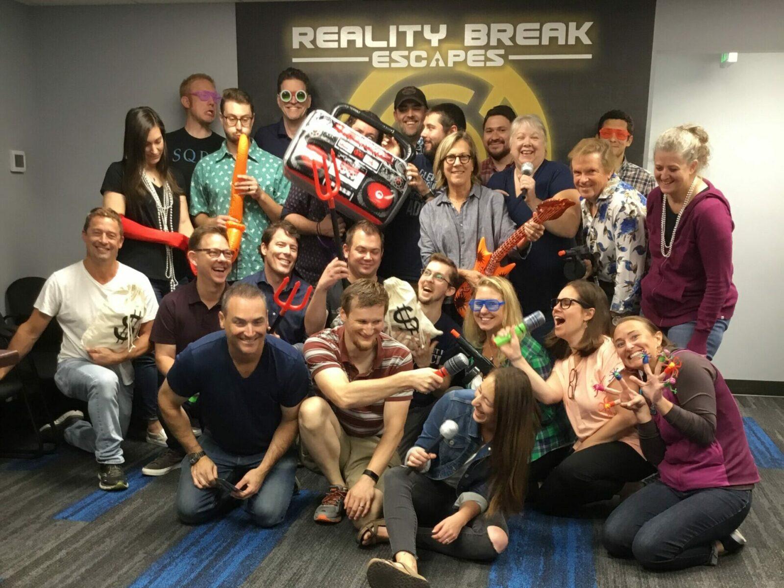 Reality Break Escapes